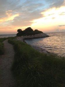 The Knob at Sunset