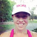 First Postpartum Run enhanced