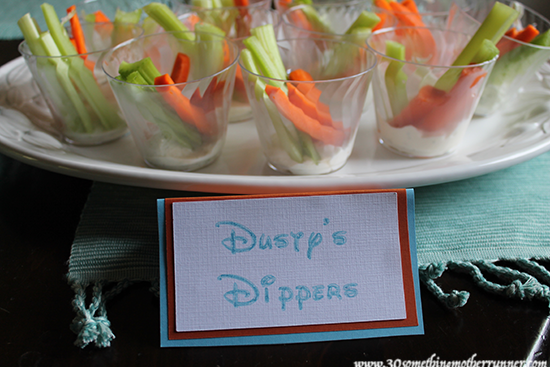 Dustys Dippers