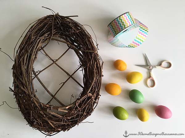 Easter Wreath Supplies