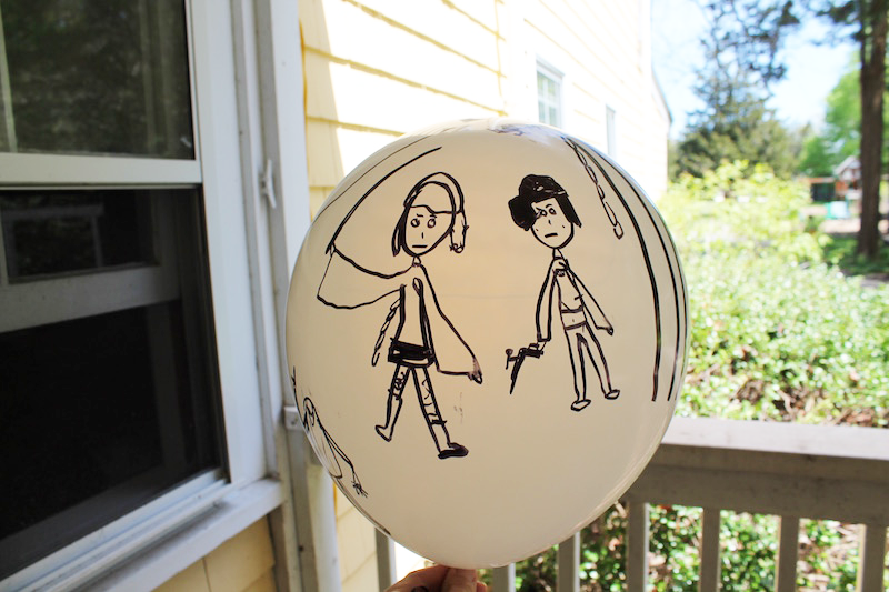 J's Party Balloons