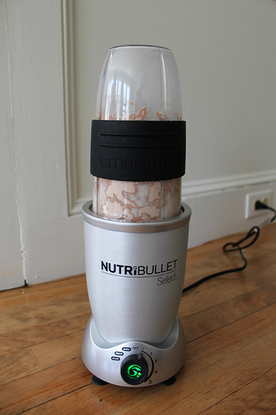 NutriBullet Select in Action