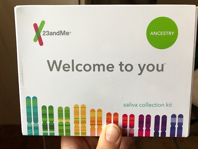23andMe Ancestry DNA Kit