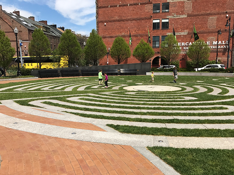 Labyrinth on Greenway