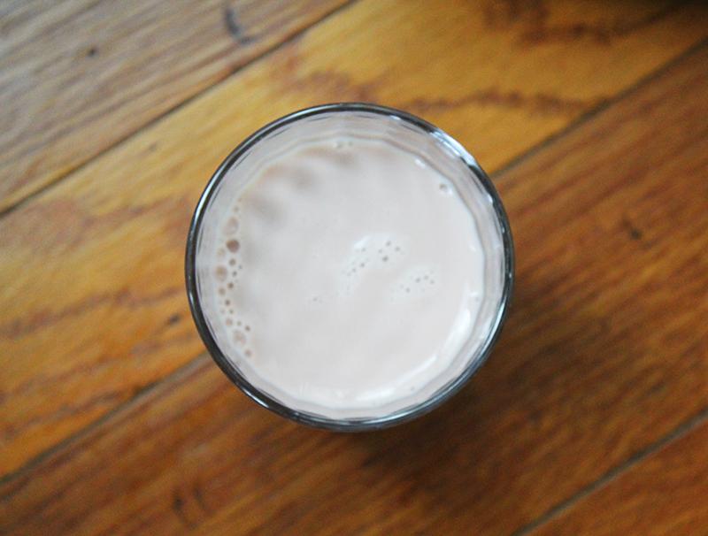 TruMoo Chocolate Milk Top View