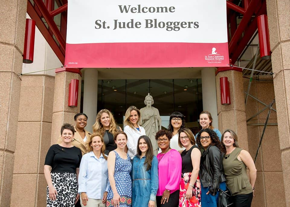 St. Jude Bloggers 2017