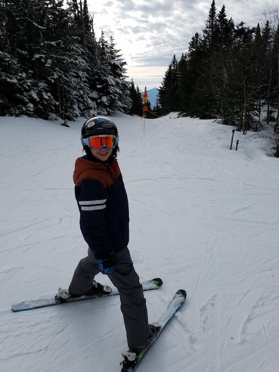 Kids' Skiing at Bolton Valley Vermont